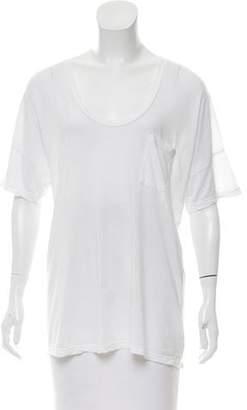 Rebecca Minkoff Oversize Crew-Neck T-Shirt
