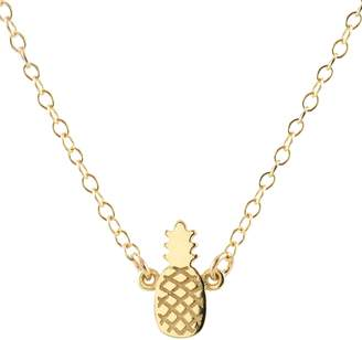 Kris Nations Pineapple Charm Necklace
