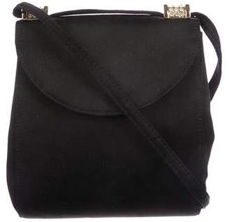 Rodo Satin Crossbody Bag