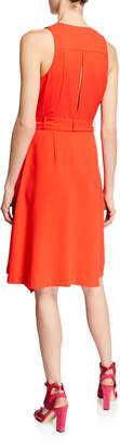 Rachel Roy Etta Wrap Trench Dress