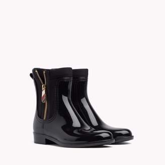 Tommy Hilfiger Chelsea Zip Rain Boot