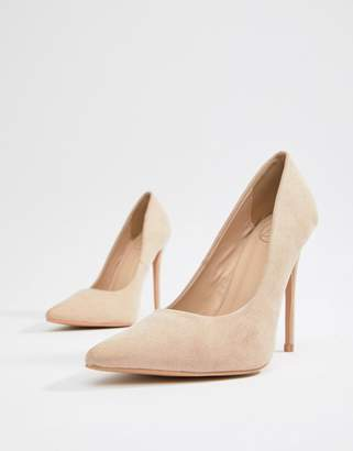 Missguided Pointed Court Shoe