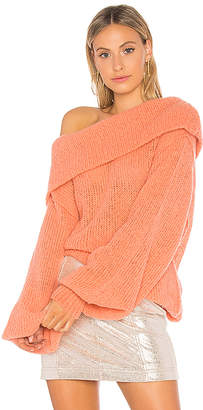 Free People Ophelia Pullover Sweater