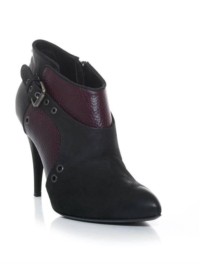 McQ Military buckle ankle boots