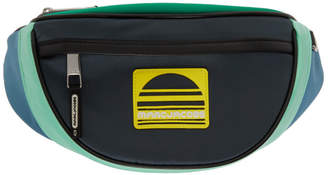 Marc Jacobs Green Sport Fanny Pack