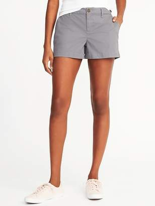 """Old Navy Relaxed Mid-Rise Shorts for Women (3 1/2"""")"""
