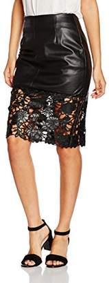 Suki Darling London Women's Fitted Skirt Pencil Skirt