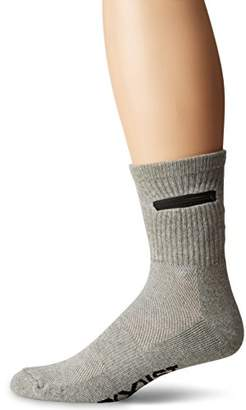 2xist Men's Zip-Pocket Sock