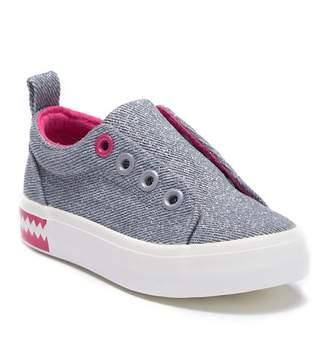 Joe Fresh Vulcanized Slip On Sneaker (Toddler)