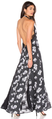 MAJORELLE Isabella Dress $328 thestylecure.com