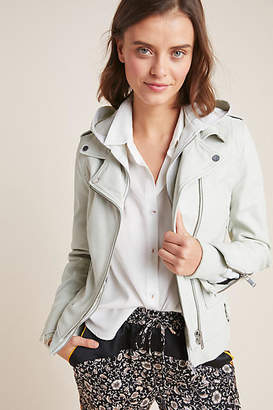 Doma Drew Leather Moto Jacket