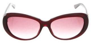 Cartier Tinted Round Sunglasses