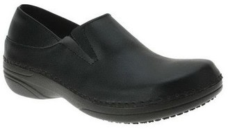 Spring Step Style Manila Leather Slip-On Shoes