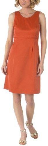 Merona® Collection Petites Crossback Dress - Orange Blaze