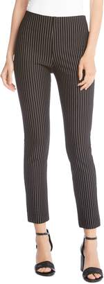 Karen Kane Piper Stripe Ankle Skinny Pants