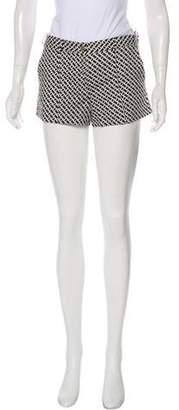 Diane von Furstenberg Miggy Printed Shorts