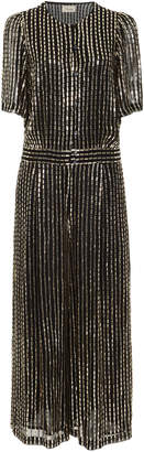 Temperley London Mosaico Cropped Jumpsuit