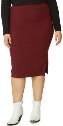 Sanctuary Essentials Knit Skirt