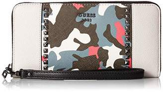 GUESS Gabi Multi Large Zip Around Wallet