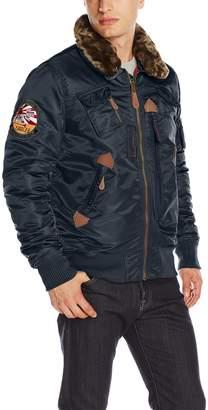 Alpha Industries Men's Injector Nylon Jacket