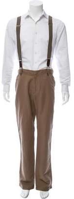 John Varvatos Woven Flat Front Pants w/ Tags