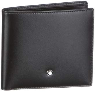 Montblanc Mont Blanc Meisterstuck 8 CC Leather Wallet 7163