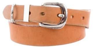 Hermes Vache Natural Belt