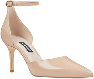 Nine West Marissa Halo Strap d'Orsay Pump