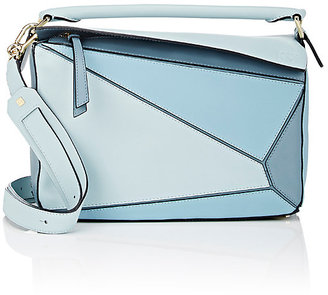 "LOEWE Women's ""Puzzle"" Medium Shoulder Bag $2,450 thestylecure.com"