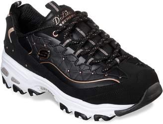Skechers D'Lites Glamour Feels Women's Sneakers