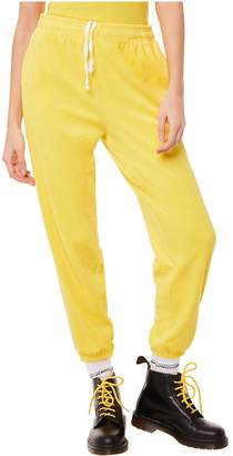 Juicy Couture Microterry Easy Jogger Pant With Piping