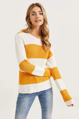 Ardene Basic Striped Sweater