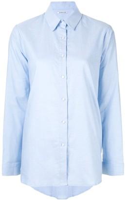 Georgia Alice slim-fit oxford shirt