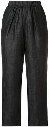 Masscob tapered trousers