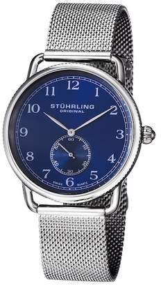Stuhrling Original Men's Classique 207M Bracelet Watch, 40mm