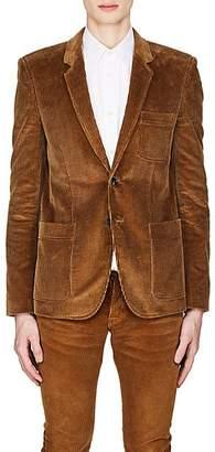 Saint Laurent Men's Cotton Corduroy Two-Button Sportcoat - Camel