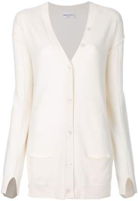 Sonia Rykiel long V-neck cardigan