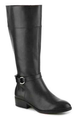 Lauren Ralph Lauren Makaila Wide Calf Riding Boot