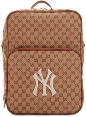 Gucci Original Gg Supreme Logo Backpack 03852e31ca5e4