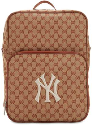 Gucci Original Gg Supreme Logo Backpack 1a0cd63fc4b5f