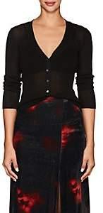 Altuzarra Women's Jackson Rib-Knit Cardigan - Black