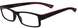 SAV Eyewear (Select-A-Vision) Sportex Performance Rectangular Reading Glasses AR41601.50