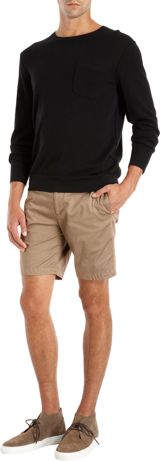 Theory Aldemar S Shorts
