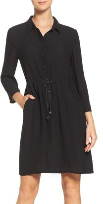 Women's French Connection Cecil Shirtdress $158 thestylecure.com