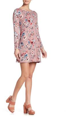 HYFVE Floral Long Sleeve Dress