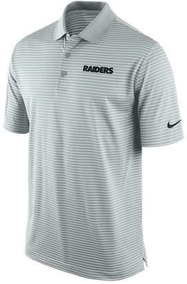 Nike Men's Oakland Raiders Stadium Polo
