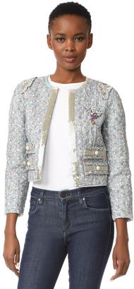 Marc Jacobs Bugle Bead Jacket $2,600 thestylecure.com
