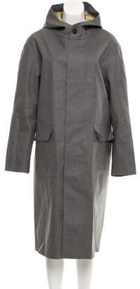 MACKINTOSH Hooded Wool Jacket w/ Tags