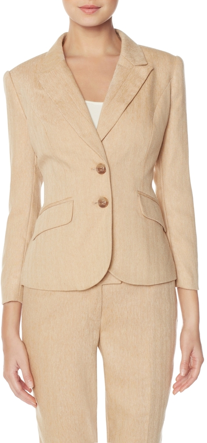The Limited Herringbone Jacket
