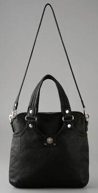 Marc by Marc Jacobs Totally Turnlock Mag Bag